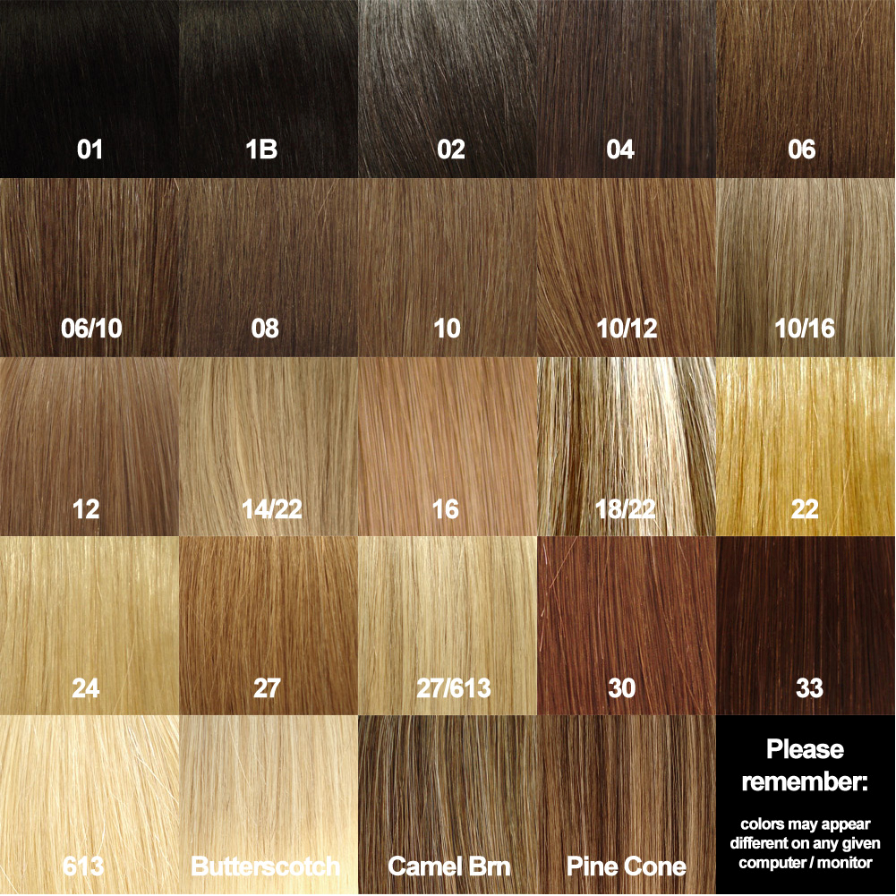 Color ring human hair extension nvjuhfo Choice Image
